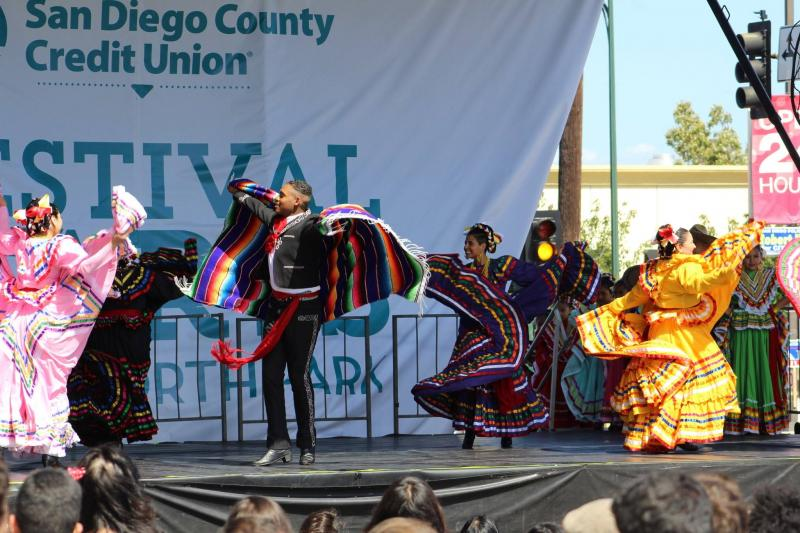 BFA Performing Jalisco, NP Festival of Arts